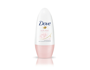 Dove Deo Roll-on Soft Feel 50 ml | Dodax.ch