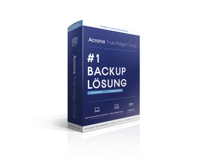 Acronis True Image Cloud 2016 für 1 PC + 3 Geräte, DVD-ROM | Dodax.at