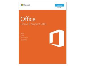 Microsoft - Office Home&Student 2016 | Dodax.ch