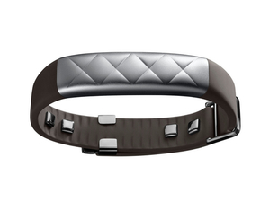 Jawbone UP3 Sans fil Wristband activity tracker Argent | Dodax.fr