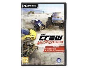 The Crew Wild Run Edition PC DFI | Dodax.co.uk