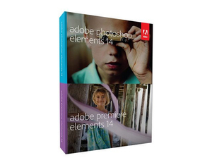 Adobe Photoshop & Premiere Elements 14, Upgrade, DVD-ROM | Dodax.at