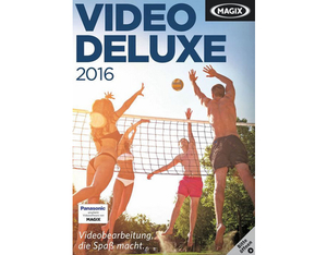 Magix Video Deluxe 2016, CD-ROM | Dodax.ch