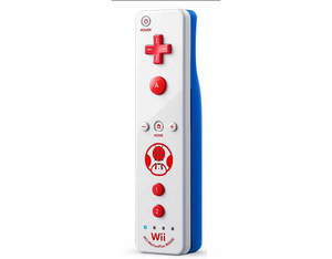 Nintendo Wii Remote Plus Toad | Dodax.co.uk