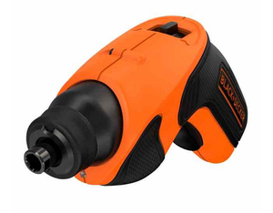 Black & Decker - Cordless Screwdriver, 3.6 V, 5 Nm (CS3651LC) | Dodax.ch