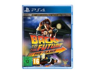 Back to the Future The Game (30th Anniversary-Edition) - PS4 | Dodax.co.uk