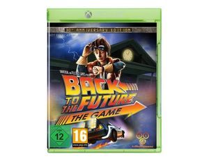 Back to the Future The Game (30th Anniversary-Edition) - Xbox One | Dodax.at