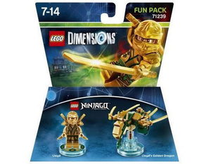 Warner Bros - Lego Dimensions Fun Pack Ninjago Lloyd (W3X04871910) | Dodax.at
