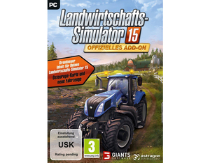 Landwirtschafts-Simulator 15, Offizielles Add-On, 1 DVD-ROM | Dodax.at