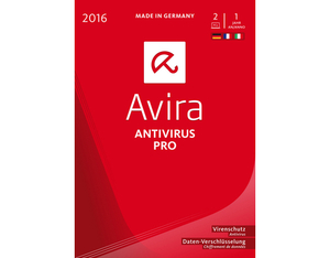 Image of Avira AntiVirus Pro 2016, 2 User