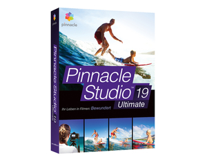 Corel - Pinnacle Studio 19 Ultimate | Dodax.ch