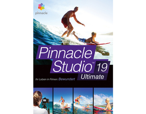 Pinnacle Studio 19 Ultimate, 1 DVD-ROM | Dodax.ch