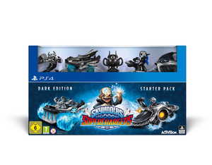 Skylanders Superchargers Starter Pack (Dark Edition) - PS4 | Dodax.at