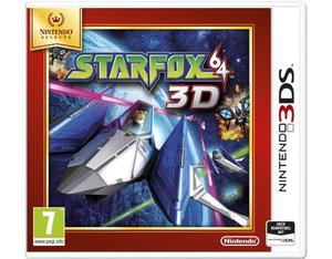 Star Fox 64 3D Selects 3DS/3DSXL D | Dodax.nl