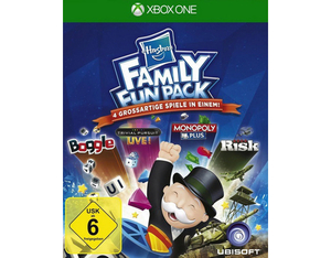 Hasbro Family Fun Pack German Edition - XBox One | Dodax.ch