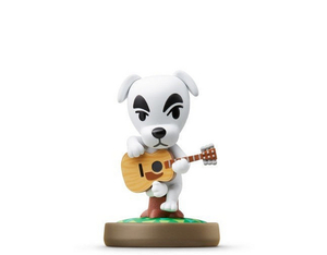 Nintendo - amiibo Animal Crossing Collection K.K. Slider Collectible Figure (1079666) | Dodax.co.uk