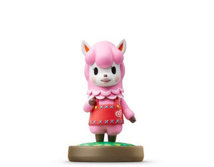 Reese Animal Crossing amiibo