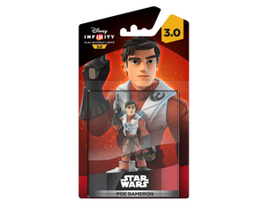 Disney - Disney Infinity 3.0 Poe Dameron Collectible Figure (IQAV000129) | Dodax.fr