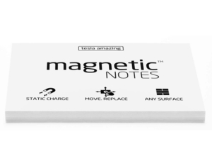 Magnetic Notes 100 x 70mm | Dodax.at