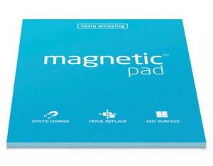 Magnetic Pad A4 blau | Dodax.at
