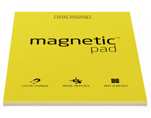 Magnetic Pad A4 gelb | Dodax.at