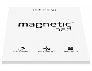 Magnetic Pad A3 weiss | Dodax.ch