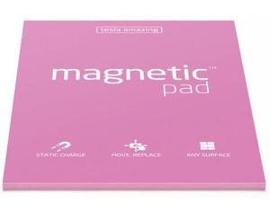 Magnetic Pad A3 pink | Dodax.ch