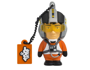 Tribe Star Wars X-Wing Pilot 16 GB 16GB USB 2.0 Gris, Naranja unidad flash USB | Dodax.es