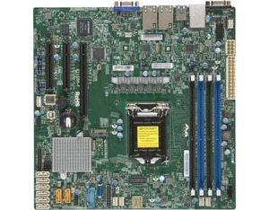 Supermicro X11SSH-F: LGA1151, E5-1200v5 | Dodax.at