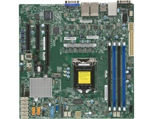 Supermicro X11SSH-LN4F: LGA1151, E5-1200v5 | Dodax.at