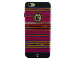 Mayan Cases Backcover pink   Dodax.ch