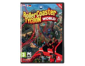 Rollercoaster Tycoon World PC D | Dodax.ch