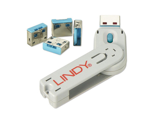 USB Port Locker Starterset | Dodax.ch