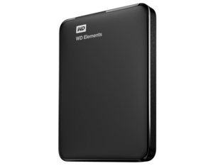 "HD WD Elements Portable 2.5"" USB3.0 3TB 