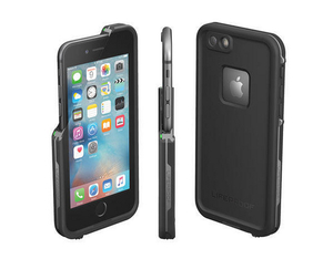 LifeProof - FRĒ Case For iPhone 6 Plus/6s Plus, Black (77-52558) | Dodax.ch