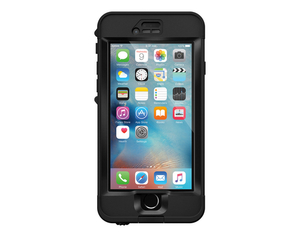 LifeProof - Nuud Case For iPhone 6S, Black (77-52569) | Dodax.ch