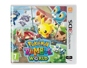 Nintendo Pokémon Rumble World 3DS/XL D | Dodax.ch