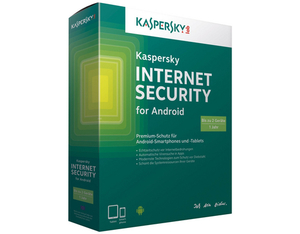 Kaspersky Internet Sec. for Android 2 User | Dodax.ch