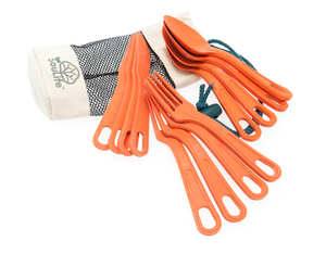 EcoSouLife Cutlery Cluster Orange | Dodax.at