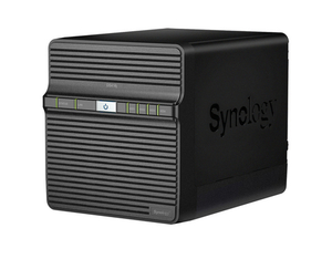 Synology DS416j, 4bay NAS | Dodax.ch
