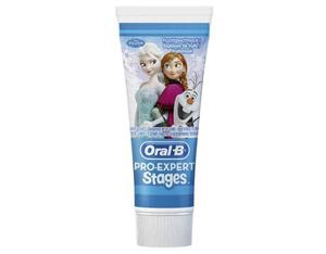Oral-B Kinder-Zahnpaste Eisprinzessin | Dodax.at