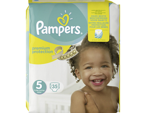 Pampers Premium 5 Sparpack | Dodax.at