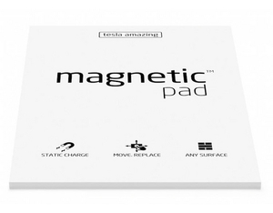 Magnetic Pad A5 Weiss | Dodax.at