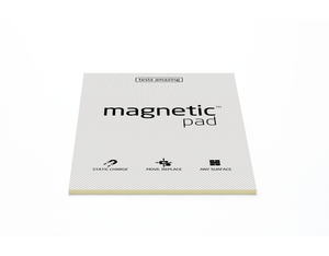 Magnetic Pad A4 transparent | Dodax.ch