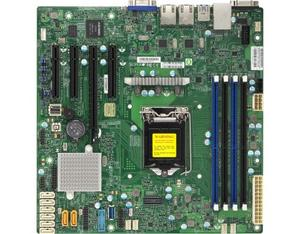Supermicro X11SSM-F: LGA1151, E5-1200v5 | Dodax.at