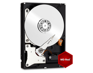 "HD WD Red Pro 3.5"" 6TB  SATA-III 