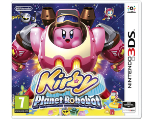 Kirby Planet Robobot - 3DS | Dodax.at