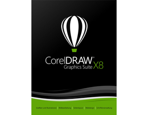 Corel - Draw Graphics (Suite X8) | Dodax.ch