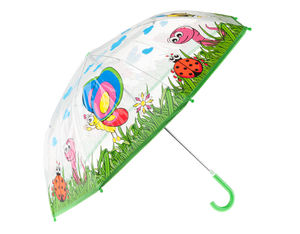 Regenschirm transparent | Dodax.at