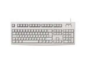 Cherry Tastatur G83-6105LRNCH, PS2, grau | Dodax.ch